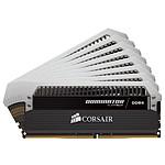 Corsair Dominator Platinum DDR4 8 x 16 Go 3000 MHz CAS 16