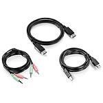TrendNet - TK-CP06  - Kit de 3 câbles