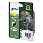 Cartouche imprimante Epson Jaune