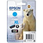 Epson Cyan 26XL