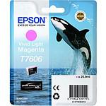 Epson Magenta Clair T7606