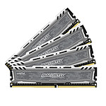 Ballistix Sport LT DDR4 4 x 16 Go 3000 MHz CAS 16 DR