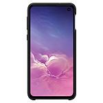 Samsung Coque silicone (noir) - Samsung Galaxy S10E