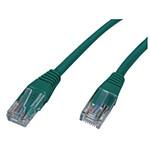 Câble RJ45 catégorie 5e U/UTP 2 m (Vert)