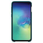 Samsung Coque cuir (vert) - Samsung Galaxy S10E