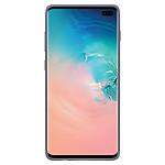 Samsung Coque renforcée (argent) - Samsung Galaxy S10+