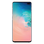 Samsung Coque LED (blanc) - Samsung Galaxy S10+