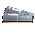 G.Skill Trident Z Silver / White DDR4 2 x 8 Go 3200 MHz CL15