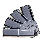 G.Skill Trident Z Silver / Black DDR4 4 x 16 Go 3200 MHz CL16