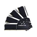 G.Skill Trident Z Black / White DDR4 4 x 8 Go 3200 MHz CL16