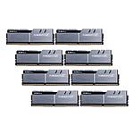 G.Skill Trident Z Silver / Black DDR4 8 x 8 Go 3200MHz CL16