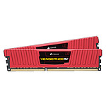 Corsair VENGEANCE Red DDR3 2 x 8 Go 1600 MHz CAS10 Low Profile