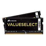 Corsair ValueSelect SO-DIMM DDR4 2 x 16 Go 2400 MHz CAS 16