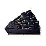 G.Skill Ripjaws V Black DDR4 4 x 4 Go 3466 MHz CAS 16