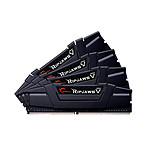 G.Skill Ripjaws V Black DDR4 4 x 8 Go 3333 MHz CAS 16