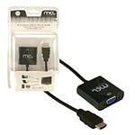 Adaptateur HDMI vers VGA + Jack