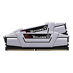 G.Skill Ripjaws V Silver DDR4 2 x 8 Go 3200 MHz CAS 16
