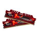 G.Skill Extreme3 Ripjaws X DDR3 2 x 8 Go 1600 MHz  CAS 9