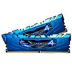 G.Skill Ripjaws IV Blue DDR4 2 x 8 Go 3000 MHz CAS 15