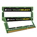 Corsair Value Select SO-DIMM DDR3L 2 x 4 Go 1600 MHz CAS 11
