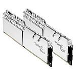 G.Skill Trident Z Royal Silver RGB 16 Go (2 x 8 Go) 4000 MHz DDR4 CL17