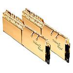 G.Skill Trident Z Royal Gold RGB 16 Go (2 x 8 Go) 3200 MHz DDR4 CL16
