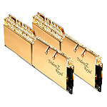G.Skill Trident Z Royal Gold RGB 32 Go (2 x 16 Go) 3600 MHz DDR4 CL16