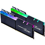 G.Skill Trident Z RGB DC 64 Go (2 x 32 Go) 3000 MHz DDR4 CL14