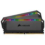 Corsair Dominator Platinum RGB 32 Go (2 x 16 Go) DDR4 3200 MHz CL16 Black