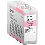 Epson Magenta Clair T850600
