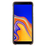 Samsung Coque gradation (or) - Samsung Galaxy J4+