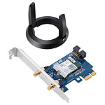Asus PCE-AC58BT - Carte PCI-E Wifi AC2100 + Bluetooth 5.0