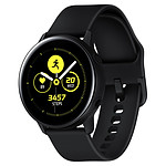Samsung Galaxy Watch Active (noir - noir) - GPS - 40 mm