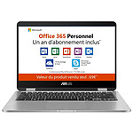 ASUS Vivobook Flip TP401MA-BZ010TS