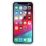 Apple Smart Battery Case (blanc) - iPhone XS