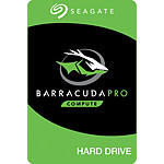 Seagate BarraCuda Pro - 6 To - 256 Mo