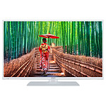 Hitachi 49HK6001W TV LED UHD 4K 124 cm Blanc