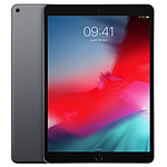 Apple iPad Air 2019 (gris sidéral) - WiFi - 64 Go - 3 Go