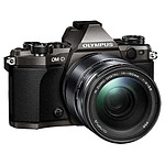 Olympus E-M10 MK III Noir + ED 14-150mm