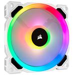 Corsair LL120 RGB - 120MM PWM Blanc