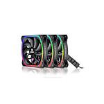 Enermax SquA RGB x 3 - 120 mm PWM