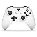 Microsoft Xbox One - Blanc