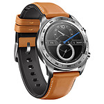 Honor Watch (acier - marron) - GPS - 42 mm