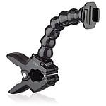 GoPro Fixation flexible avec bras de serrage Jaws