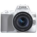 Canon EOS 250D Blanc + 18-55 IS STM Argent