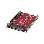 "Adaptateur RAID 2x M.2 NGFF SSD vers SATA 2,5"" - Occasion"