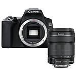 Canon EOS 250D Noir + 18-135 IS STM Noir