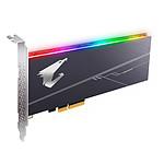 Aorus RGB AIC NVMe SSD 512 Go