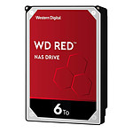 Western Digital WD Red - 6 To - 64 Mo