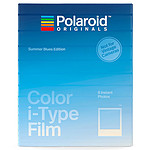 Polaroid Color i-Type Film Summer Blues